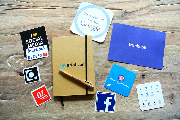 Zet uw social media in om klanten te werven